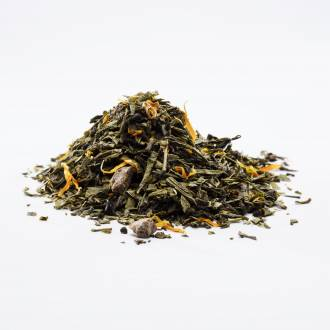Zielona herbata gruszkowa, organiczna