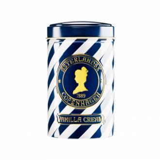 Herbata krem waniliowy  125g  puszka