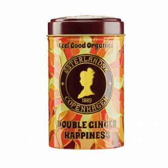 Double Ginger Happiness tea,organic 125g