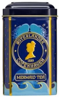 Gift box, 6pcs. teabag tins - BLUE
