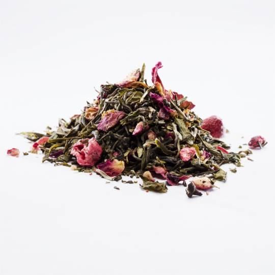 White Pomegranate Tea