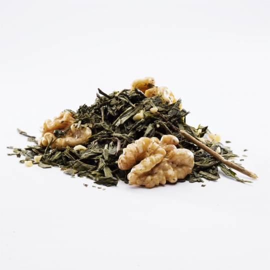 Green Wallnut Tea
