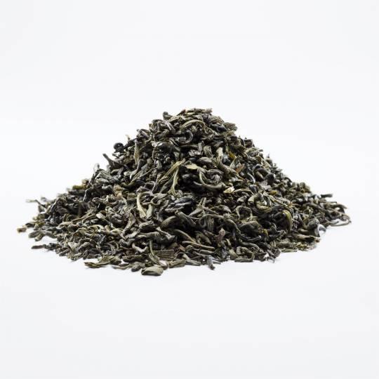 Grün Yunnan, Silbriger Drache