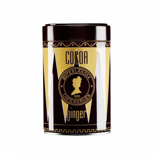 Cocoa Ginger, 400g.