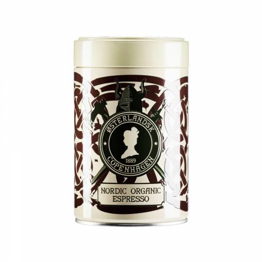 Nordyckie Espresso organiczne 250g puszka