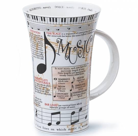 Dunoon Glencoe - Muzyka