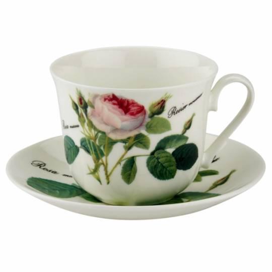 Redoute Rose Morgentasse 0,45 l.