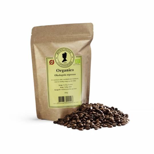 Espresso Organico 250g, organisch