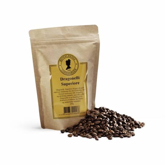 Dragonelli Superiore kaffe 250g