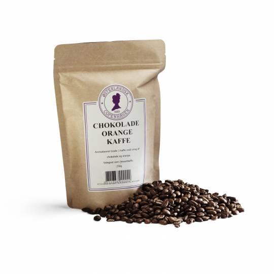 Choco/Orange coffe 250g