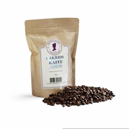 Lakridskaffe 250g