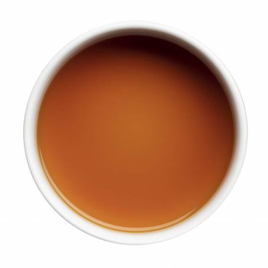 Schwarzer Rhabarber-Tee