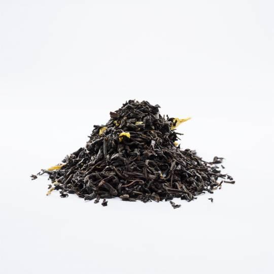 Herbata z czarnej pigwy  125g puszka