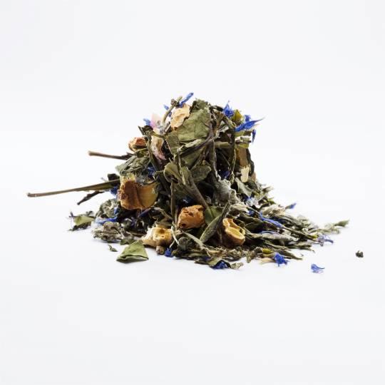 Herbata Flower Power, organiczna 125g  puszka