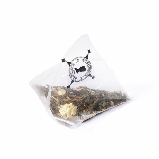 Christmas Tea Green - 12 stk. pyramidethebreve