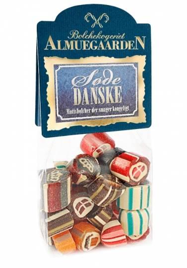 Søde Danske, Klodsbundspose, 150g