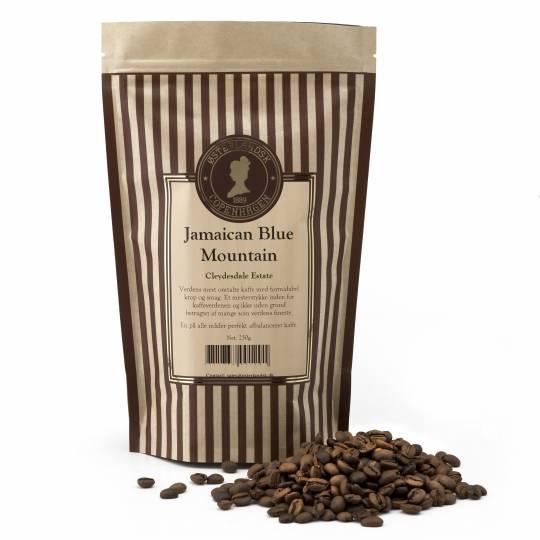 Jamaican Blue Mountain kaffe – Cleydesdale Estate 250g