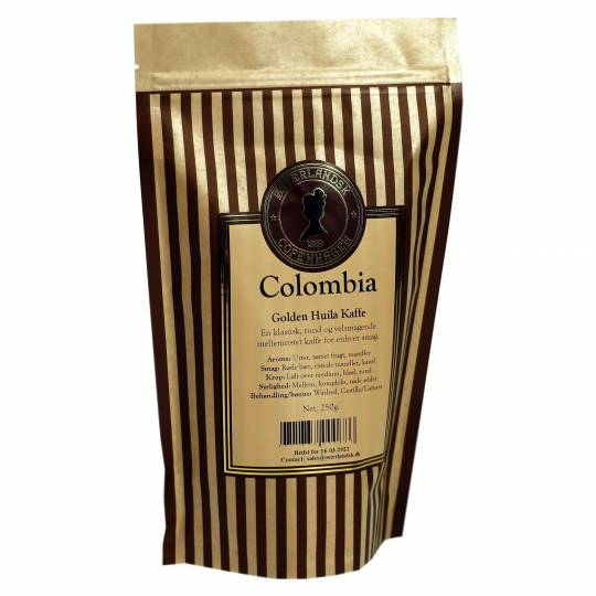 Colombia Golden Huila Coffee 250g
