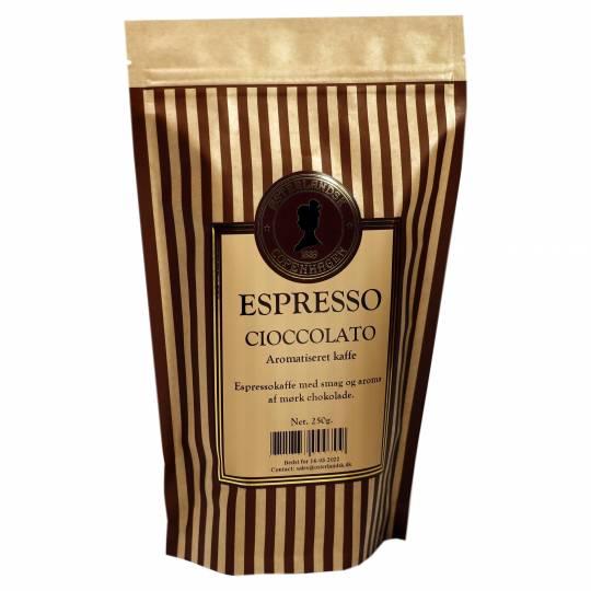 Espresso Cioccolato coffee 250g