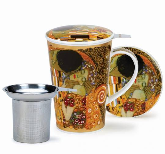 Shetland set - Belle Epoque (Klimt)