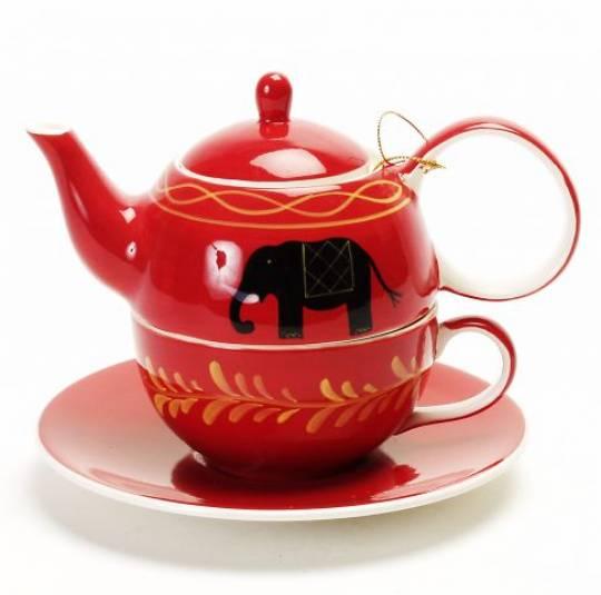 Tee-für-ein Benares