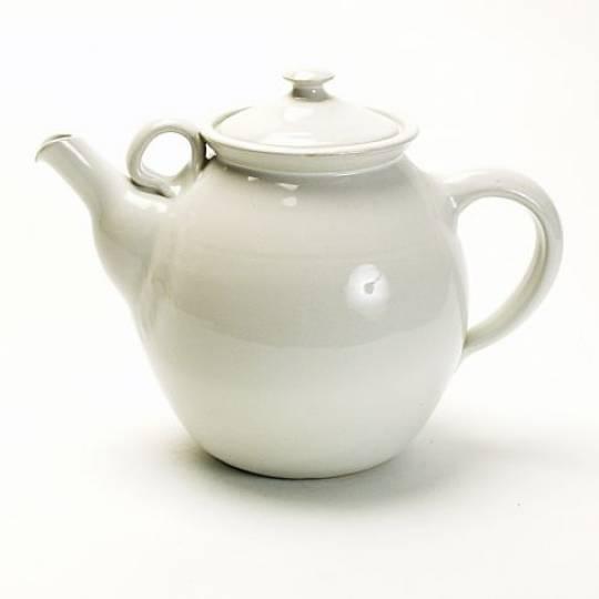 Birkerød Teekanne 1,7 l. Weiss